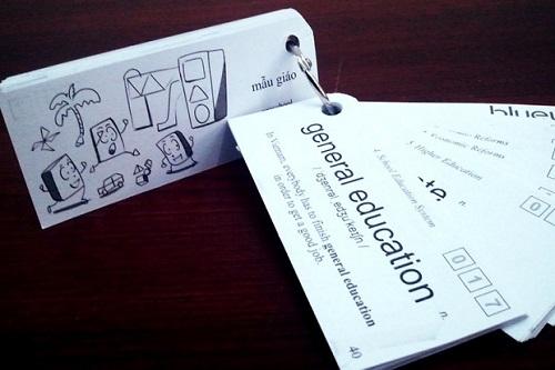 Flashcard học tiếng Anh