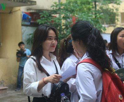 nhieu truong dai hoc cong bo phuong an tuyen sinh nam 2019