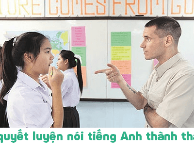 luyen noi tieng anh thanh thao