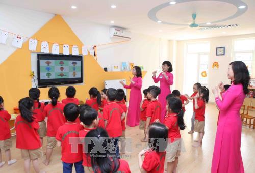 Năm 2019, Hà Nội tuyển dụng viên chức gần 11.000 giáo viên