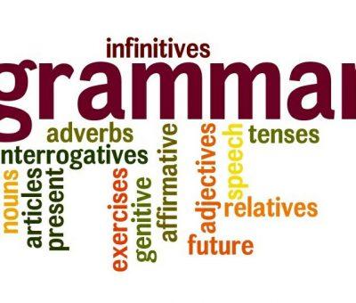 học ngữ pháp tiếng Anh cơ bản