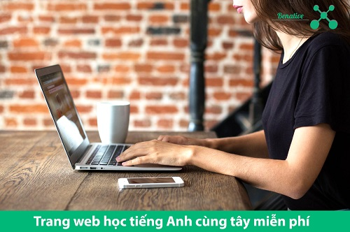 Trang web học tiếng Anh miễn phí