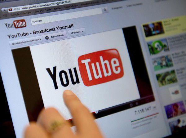 Xem các video đạt top trên Youtube