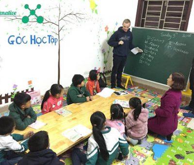 Học tiếng Anh cho trẻ em