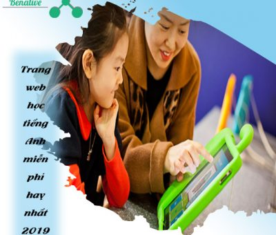 web học tiếng anh miễn phí